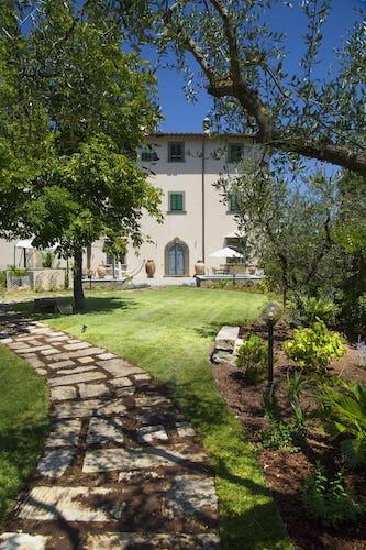 Villa Roveto: Spectacular Tuscan Scenery