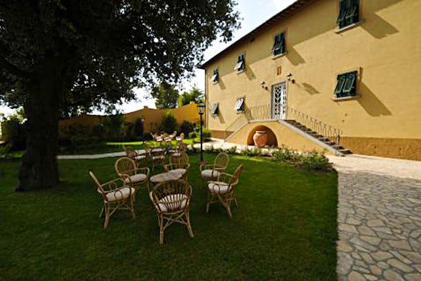 Villa Sensano
