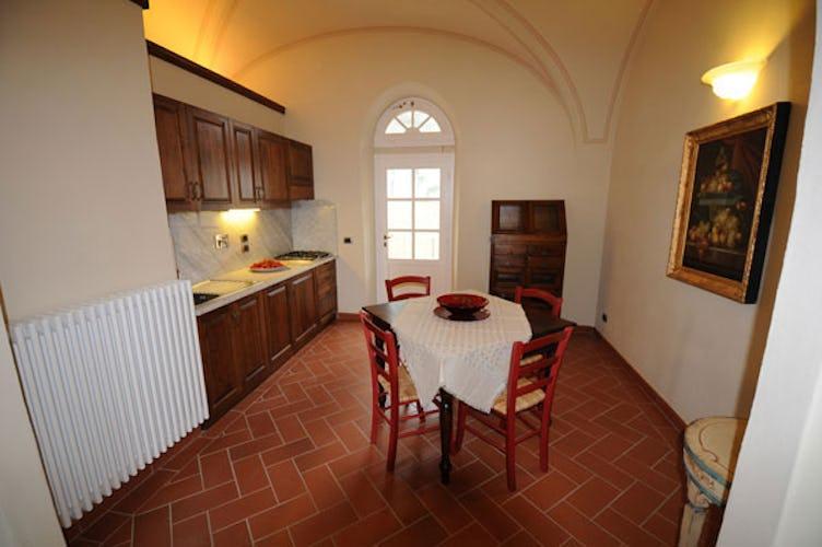 Appartamento Vacanze in Villa a Volterra
