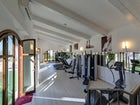 On site gym fully equipped with Technogym for staying in shape