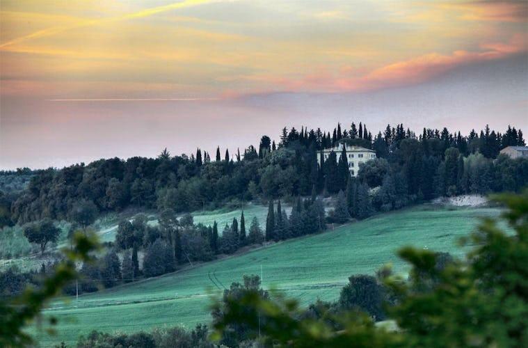 Villa Vianci view