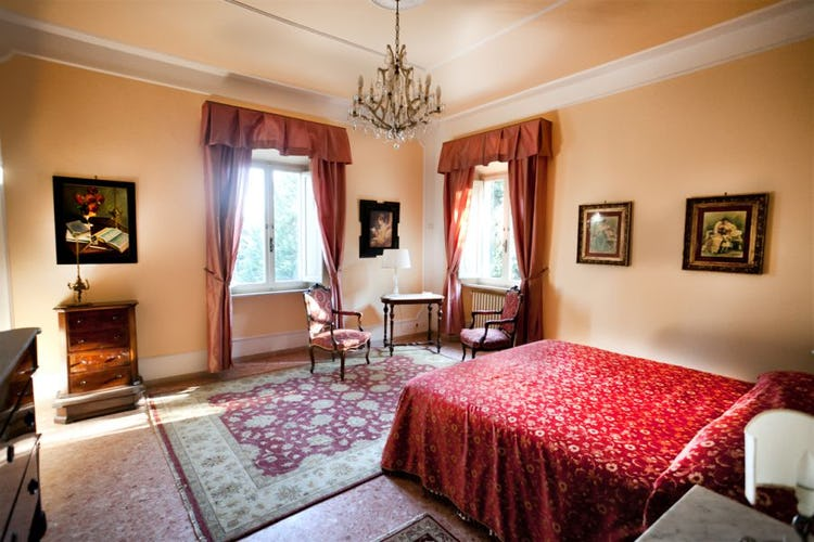 Villa Vianci bedroom