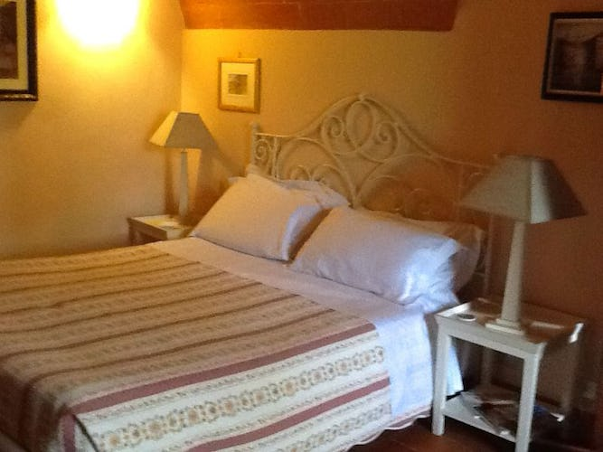 Double room at Il Giardino Apartment