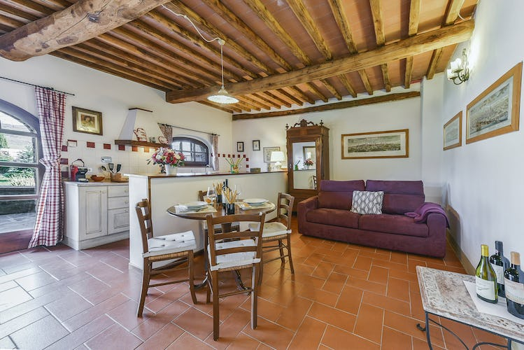 Fattoria Viticcio Rental Apartments & Vineyard: close to Florence